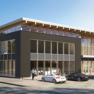 Lindal Office/Retail Building